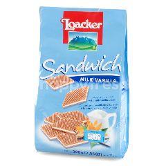 Loacker Sandwich Milk-Vanilla