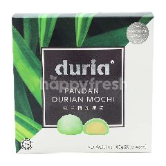 Duria Artisan Pandan Durian Mochi