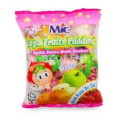 MIC Soya Fruits Pudding