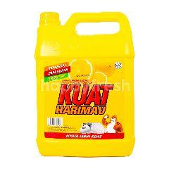 Kuat Harimau Cairan Pencuci Piring Lemon Zap