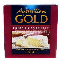 Australian Gold Creamy Camembert