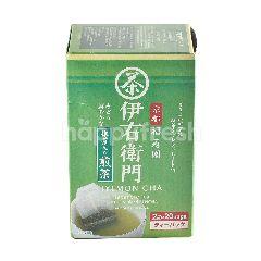 Iyemon Cha Iyemon Tea Teh Jepang Sencha Campuran Matcha