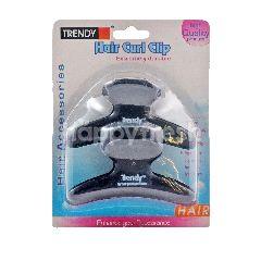 Trendy Klip Rambut Keriting TDC - 1212