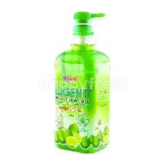 Yuri Ligent Antibacterial Dishwashing Detergent Lime
