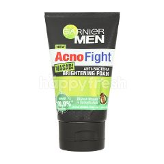 Garnier Men Acno Fight Wasabi Foam Facial Cleanser