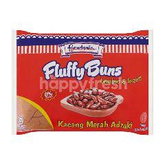 Gardenia Fluffy Bun (Adzuki Red Bean)
