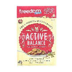 Freedom Foods Active Balance Multigrain & Cranberry Cereal
