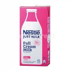Nestle Just Milk Full Cream Milk 1L