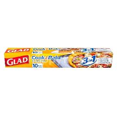 Glad Cook & Bake Paper 10M