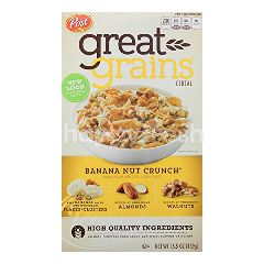 Post Banana Nut Crunch Great Grains Cereal
