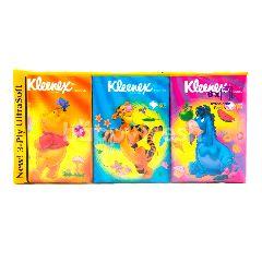 Kleenex Disney Collection 3-Ply Ultrasoft Tissues