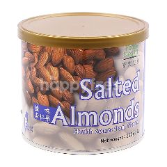 FOOD HEALTH Salted Almonds