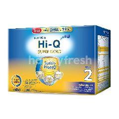 ไฮ-คิว ซุปเปอร์โกลด์ ซินไบโอ โพรเทค 2 นมผงสำหรับเด็ก