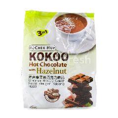 ChekHup Kokoo Minuman Cokelat Panas Hazelnut