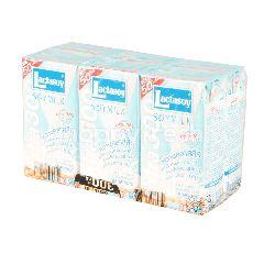 Lactasoy Soy Milk Original Flavour 300 ml (Pack 6)