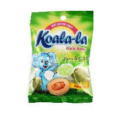 Koala-la Kembang Gula Rasa Melon