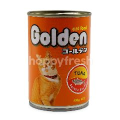 Golden Tuna Flavoured Cat Food