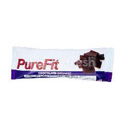 PureFit Bar Kedelai dengan Brownis Cokelat