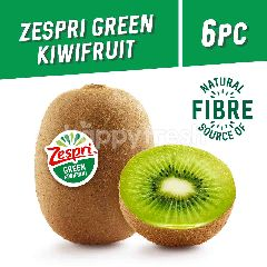 Zespri Green Kiwifruit (6 Pieces)