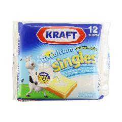 Kraft High Calcium Singles Cheese (12s)