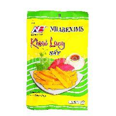 Nhabexims Khoai Lang Say (Vacuum Fried Sweet Potato Chips)
