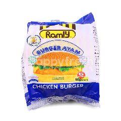 Ramly Chicken Burger 360G