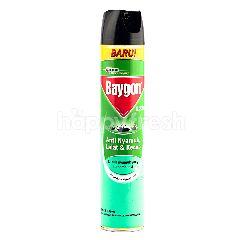 Baygon Anti Nyamuk Lalat & Kecoa Natural Eucalyptus Scent