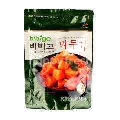 ซีเจ กักตูกี กิมจิ