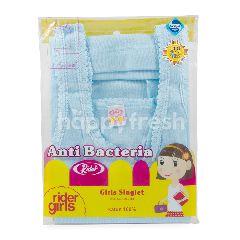 Rider Girls Singlet Style No R206 BB Ukuran M Anti Bacteria