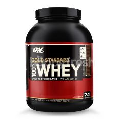 Optimum Nutrition Whey Gold Standard Cokelat (5 lb)