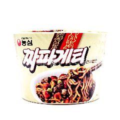Nongshim Big Bowl Jjapaghetti Instant Noodles