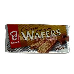 Garden Garden Cream Chocolate Wafers
