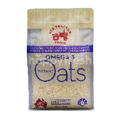 Red Tractor Foods Omega 3 Instant Oats