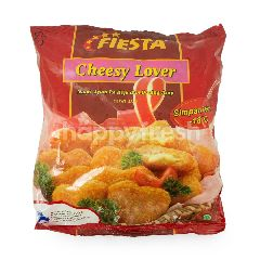 Fiesta Naget Ayam Cheesy Lover