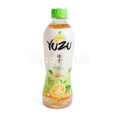 Yuzu Minuman Teh Hijau Rasa Jeruk Yuzu