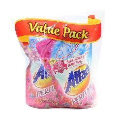 Attack Value Pack Perfume Fruity Concentrated Detergent