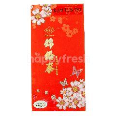 Kam Lun Tai Hk White Lotus 1 Yolk Mooncake