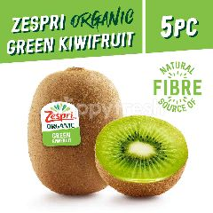 Zespri Organic Green Kiwifruit (5 Pieces)