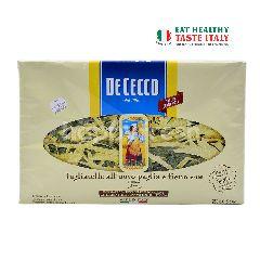 De Cecco Tagliatelle All'Uovo Paglia E Fieno N.108 Pasta