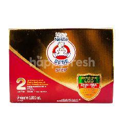 เบบี สเต็ป ฟอลโลว-ออน นมผงสำหรับทารก สูตรต่อเนื่อง 2 3000 กรัม