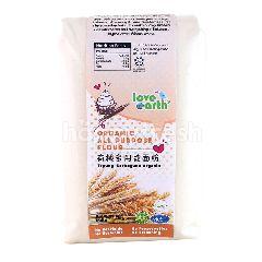 LOVE EARTH Organic All Purpose Flour