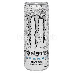 Monster Energy Ultra Carbonated Flavoured Drink 355ml