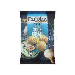 Eureka Popcorn Cream & Onion Flavour