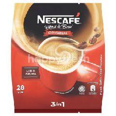 Nescafé 3 In 1 Original Premix Coffee (28 Sticks)