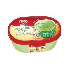 วอลล์ ไอศกรีม กลิ่นมะนาว