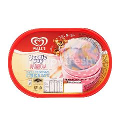 Wall's Paddle Pop Rainbow Ice Cream