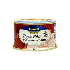 Henaff Pork Pate With Mushroom