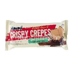Mayasi Crepes Crispy Cokelat Pisang 100g