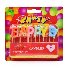 Party Birthday Candles