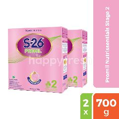 S-26 Promil Nutrissentials Stage 2 Twinpack